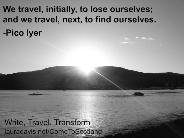 Join Laura Davis in Scotland this summer (August 2013) for the Writing Retreat of Your Dreams.  #Scotland #Writing #Travel #Quotes #Retreat
