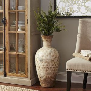 Floor Vases Design Ideas Ifresh Design With Regard To Proportions 1024 X  1024 Big Decorative Floor Vases   Theyu0027re Both A Decorative And Useful Item.
