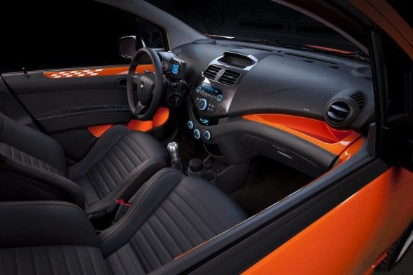 2010 Chevrolet Spark Z-Spec khái niệm – garage xe ôtô [Ngắm.] | Ngọc Trịnh