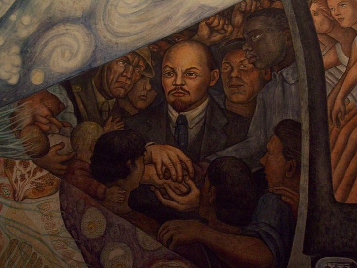 17 best images about diego maria rivera el maestro on for Diego rivera lenin mural