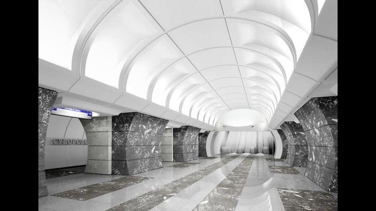 Непостроенные станции Московского метро, которые упростили бы жизнь.