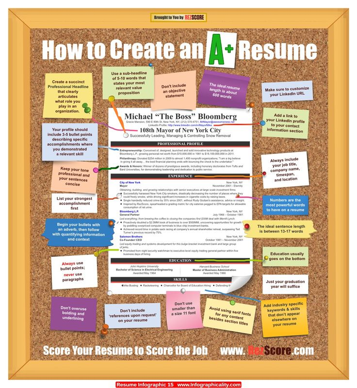 213 best Resume and Cover Letters 101 images on Pinterest Resume - top 10 resume writing tips