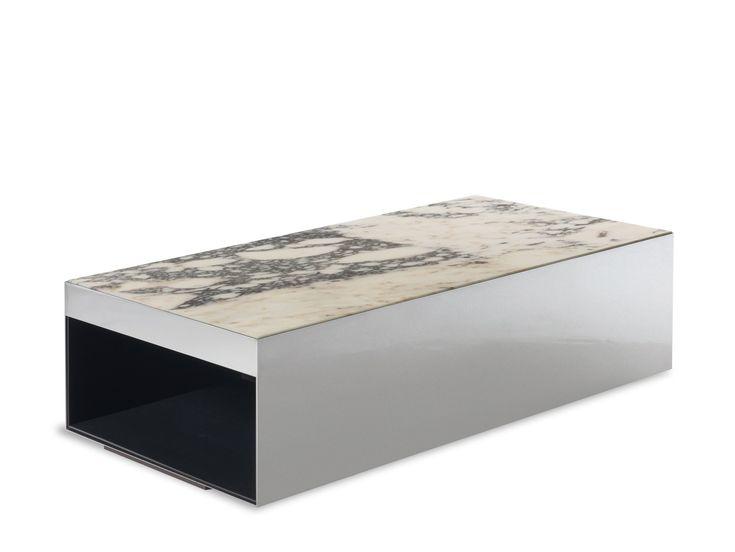 Elliot by minotti design rodolfo dordoni tables for Table cuisine 75 x 75