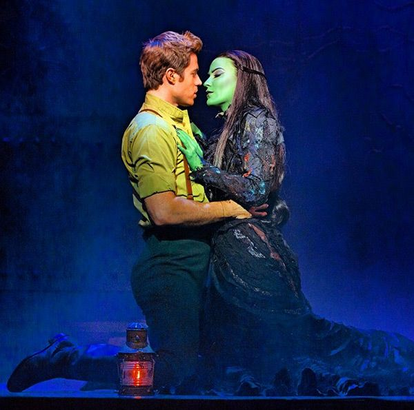 'Wicked' Tour: 10 Reasons To Go See The Broadway Musical On The Road || Read: I would if I could.