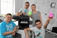 Gadgets3D: młodzi Polacy chcą wprowadzić druk 3D pod strzechy | Forsal.pl - Giełda, Waluty, Finanse