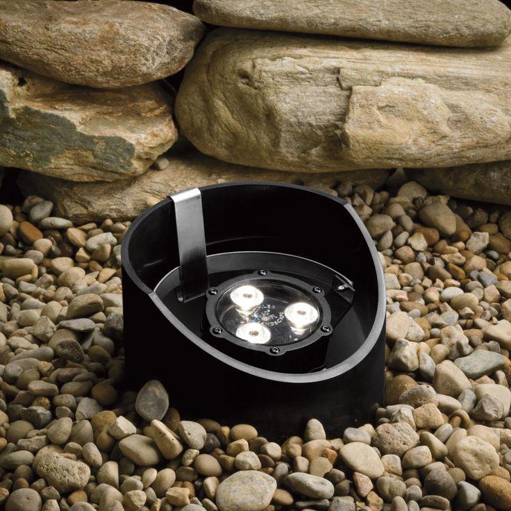 Landscape LED 3 Light Inground Well Light