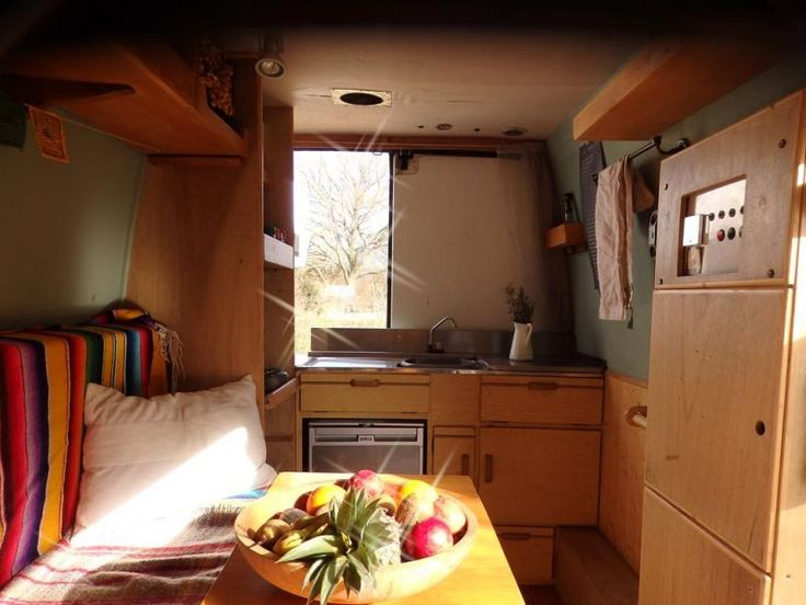 Ford transit quirky campers uk