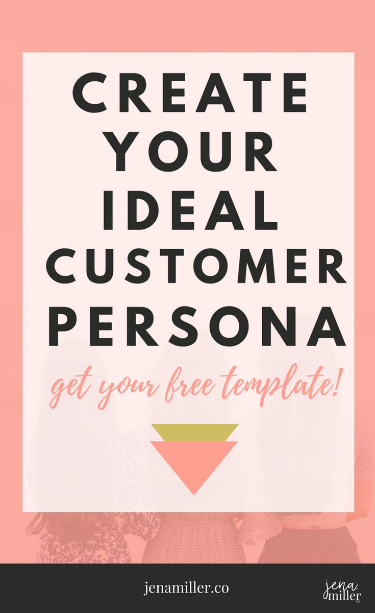 Do you struggle with figuring out who your brand is really for? This post does an AMAZING job at giving you the step by steps for figuring that out once and for all. Finally you can feel clear about who you should be marketing to and what they want to buy! So good for women entrepreneurs!