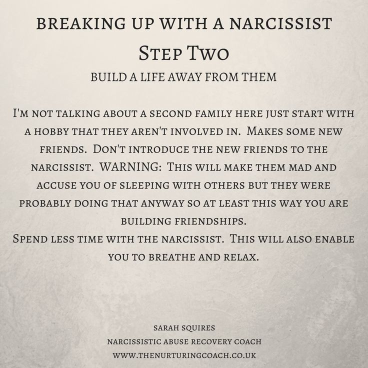 There will be a backlash but as you are no doubt being punished for some imaginary crime anyway, it will be worth it to give you some freedom   #narcissist #narcissisticabuse