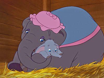 Types of Disney mothers