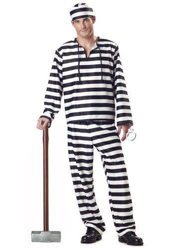 #Prisoner #jail #bail #Costume