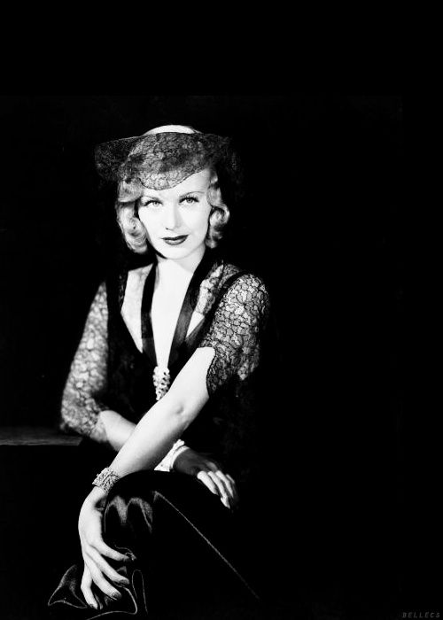 Ginger Rogers, 1940s.