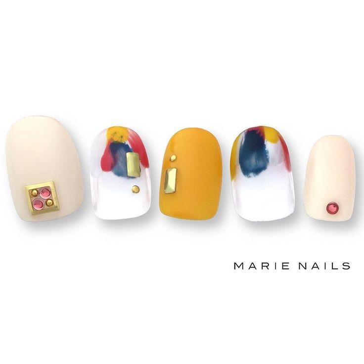 #マリーネイルズ #ネイル #kawaii #ジェル #ジェルネイル #ネイルアート #swag #marienails #ネイルデザイン #naildesigns #trend #nail #toocute #美甲 #nails #ファッション #naildesign #ネイルサロン #beautifu