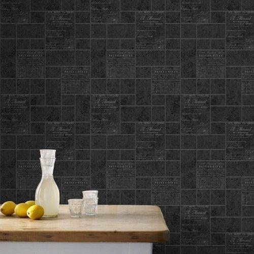 77 best Küche Küchentapeten Küchenläufer images on Pinterest - fliesen tapete küche