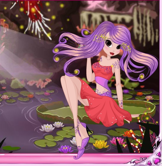 Water Lilly fairy