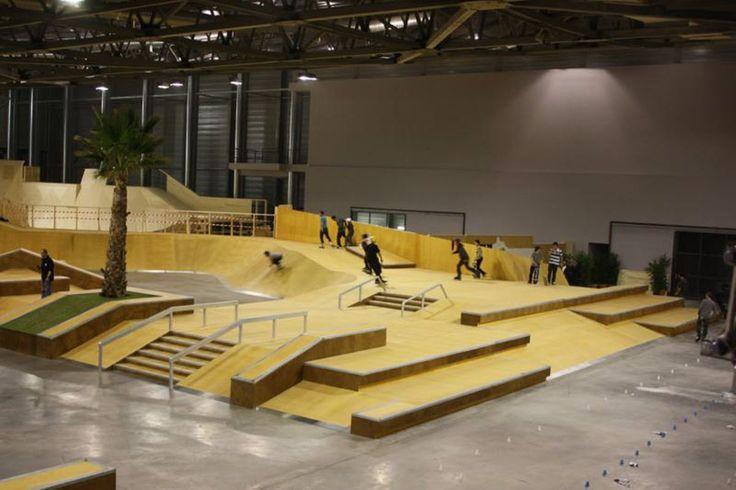 inside skate parks - Google Search