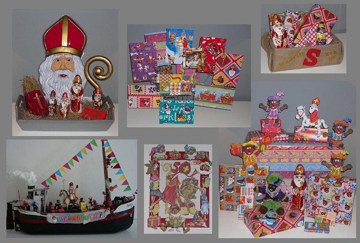 Voor alles over Sinterklaas
