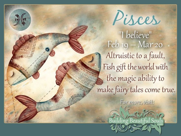 Pisces Zodiac Star Sign Traits, Personality, & Characteristics Description 1280x960