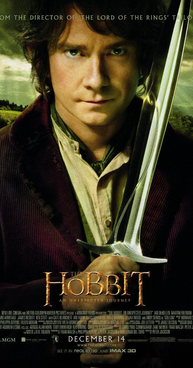 The Hobbit: An Unexpected Journey (2012) this was a great beginning to the story of The Hobbit. The film kept an even pace that made the running time a breeze to get through. Left the viewer excited to see how the rest of the book translates to film.