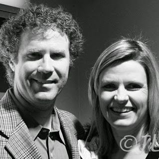 JLuJan Imaging Will Ferrell and Viveca Paulin
