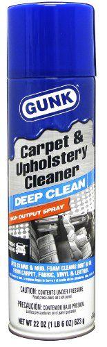 Gunk TCUC22 Tough Series Carpet and Upholstery Cleaner - 22 oz. Gunk http://www.amazon.com/dp/B00C7OV34Y/ref=cm_sw_r_pi_dp_o2yVvb1QDDX0X