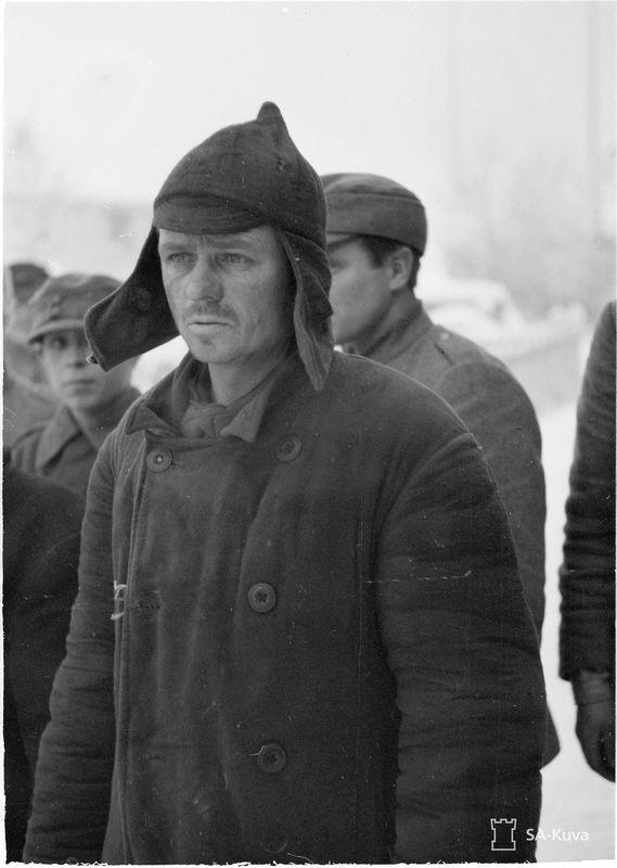 Russian prisoner, Rovaniemi 1940  - http://earth66.com/human/russian-prisoner-rovaniemi-1940/