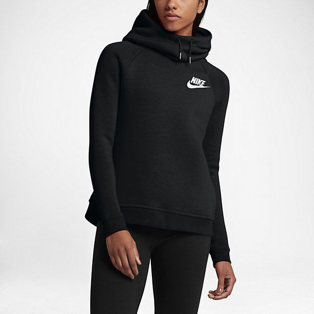 Striking Nike Womens Clothing Sportswear Nsw Rally Hoody