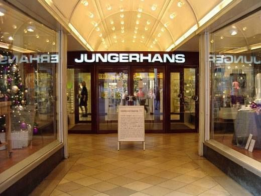 Het is ech wel Rotterdams en chic als je servies kocht bij Jungerhans op het Binnenwegplein.