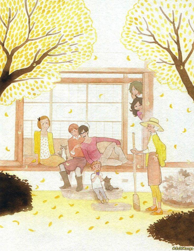 manga Белый и Пушистый, Мой милый друг (My Darling Kitten Hair: Itoshi no Nekokke). KUMOTA Haruko