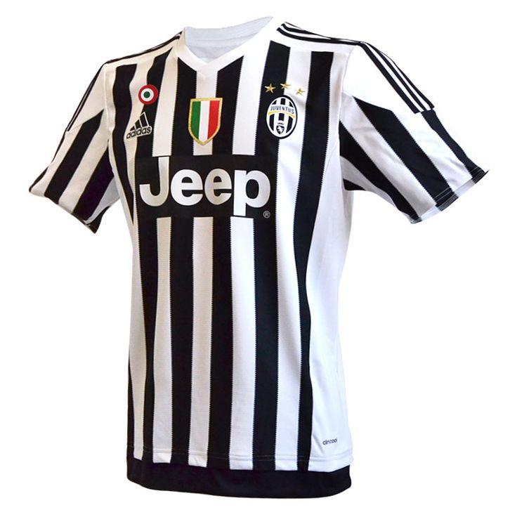 Juventus Maglia Home JUNIOR 2015-16