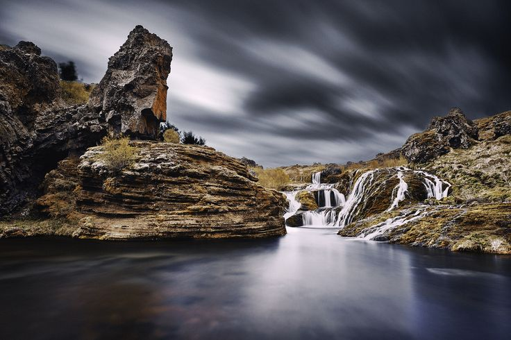 Gjain Iceland by Etienne Ruff