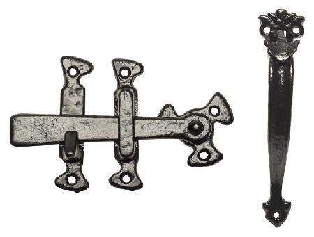 Kirkpatrick Black Antique Ironwork Thumb Latch Set 152mm 1147 At Door furniture direct we sell high quality products at great value including Antique Thumb Latch 152mm 1147 in our Door Latches range. We also offer free delivery when you spend over GBP50. http://www.MightGet.com/january-2017-12/kirkpatrick-black-antique-ironwork-thumb-latch-set-152mm-1147.asp