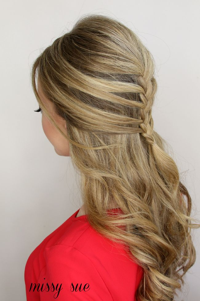 hair style prom 228 best styles for hair images on hair 1819