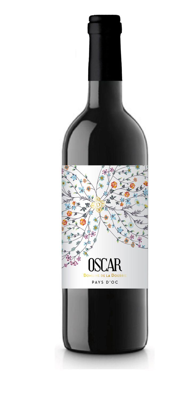 Our New baby! OSCAR... #wine #label #frenchwine