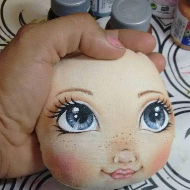 Кончил кукле на лицо — 5