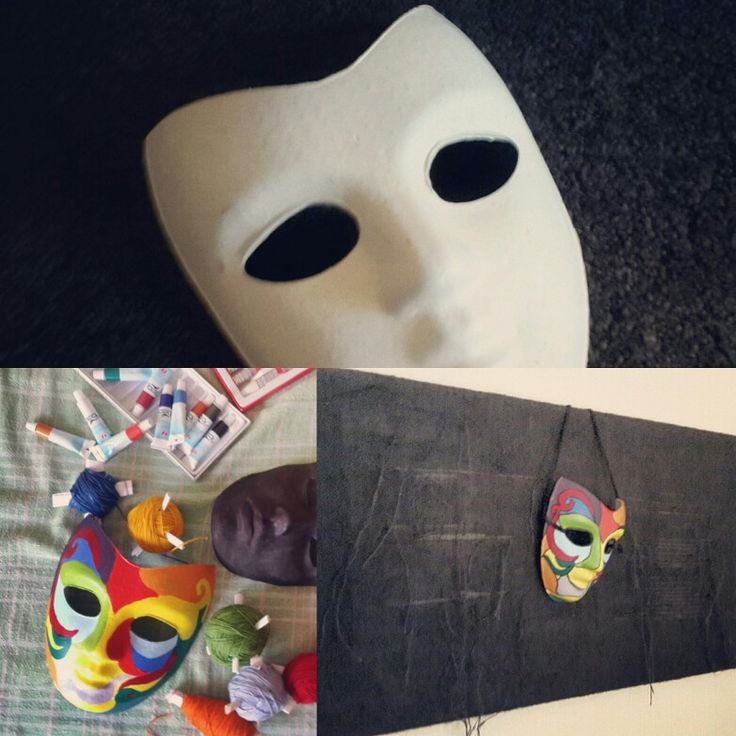 A story of the mask