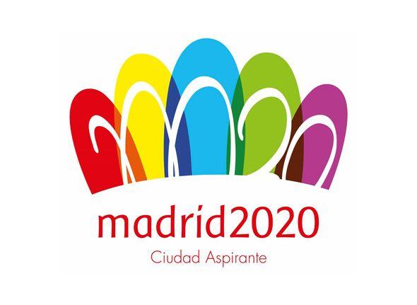 Logotipo de la candidatura de Madrid para los juegos olímpicos del 2020