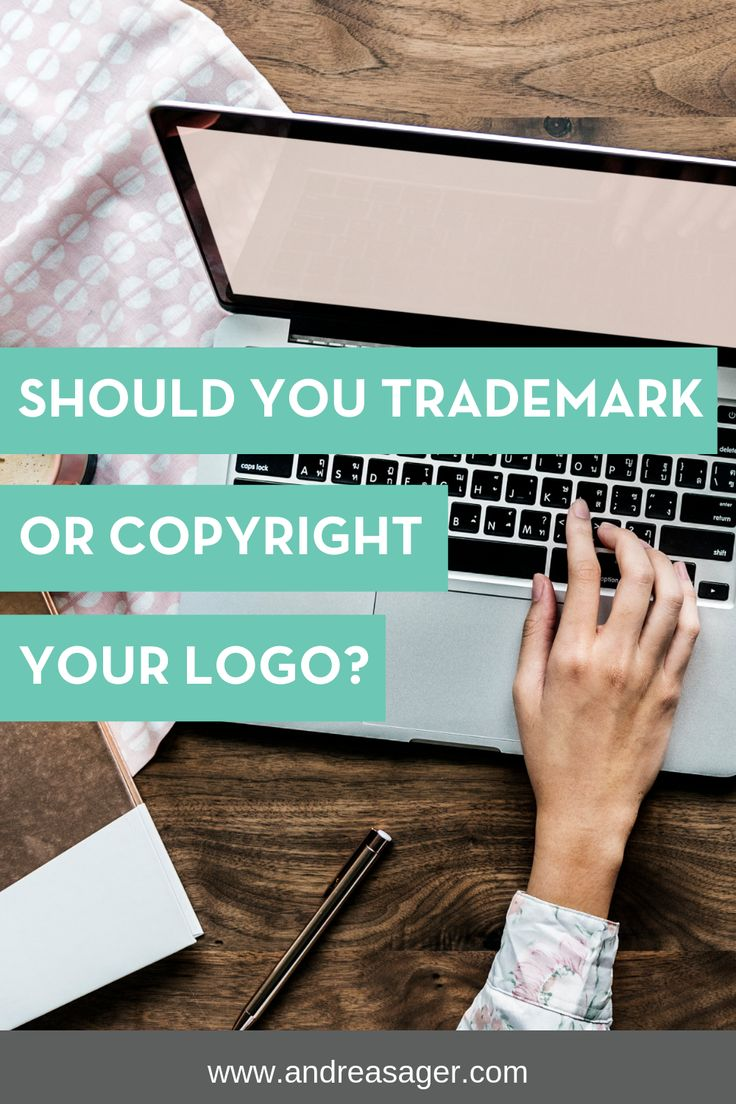 Should I Trademark Or Copyright My Logo? Business