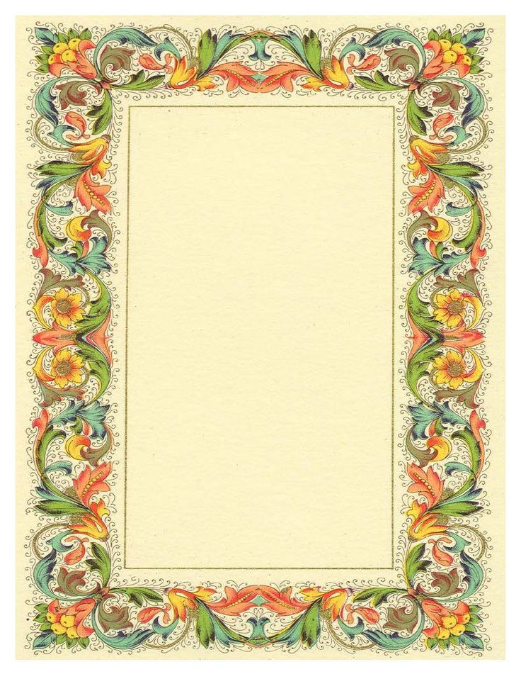 Border, i HAVE ALWAYS LOVED THIS ITALAIN MOTIFE                                                                                                                                                                                 More