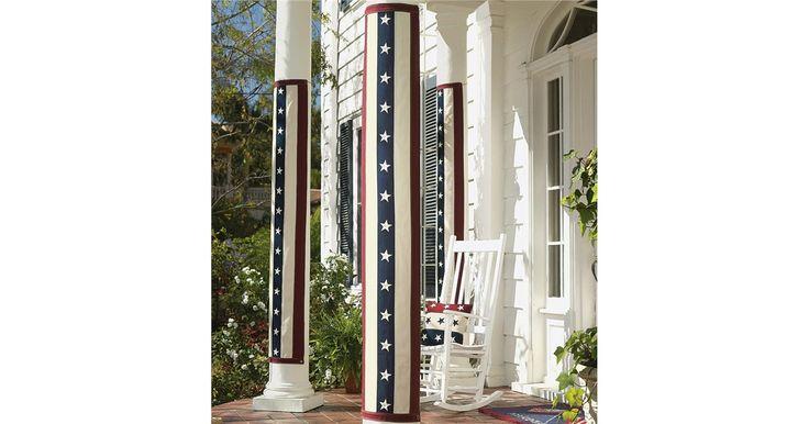 Pillar Vintage Patriotic Bunting