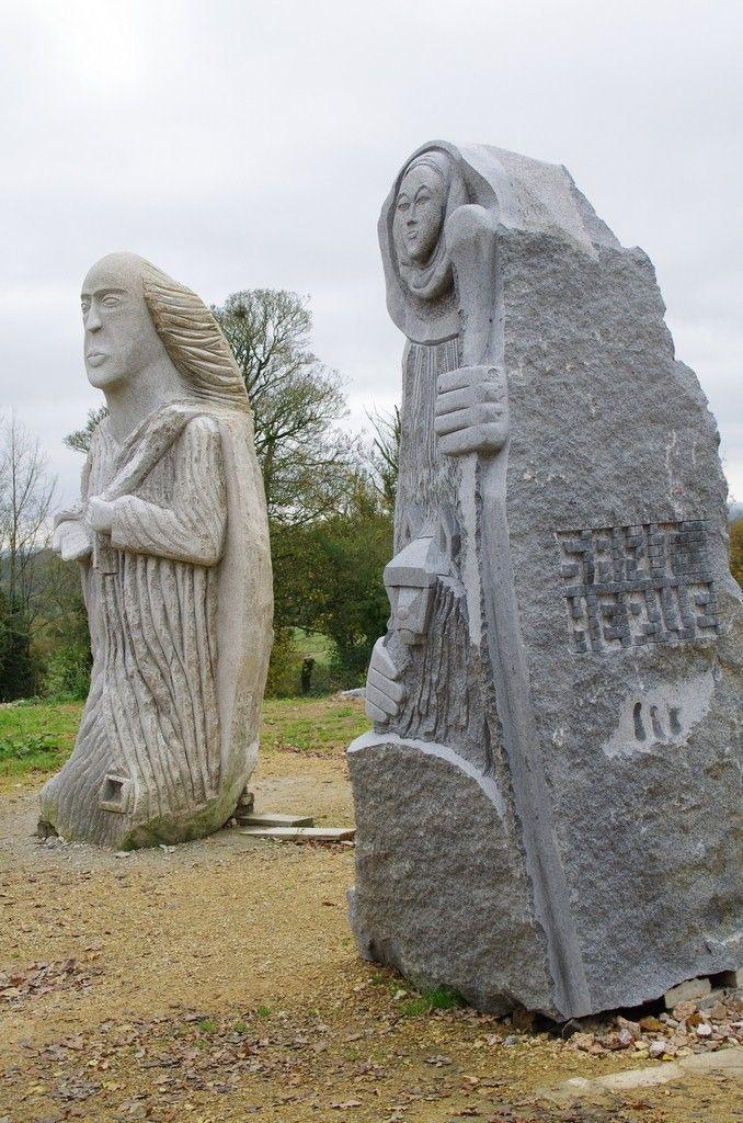 Bretagne - Saint Herve et Santig-Du