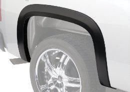 2012 CHEVROLET SILVERADO 1500 Bushwacker Chevrolet Silverado Street Style Rear Fender Flares:… #AutoParts #CarParts #Cars #Automobiles