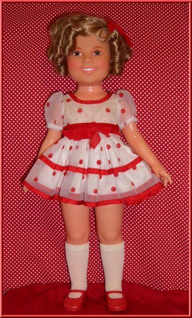 Shirley Temple 1972 Ideal Doll