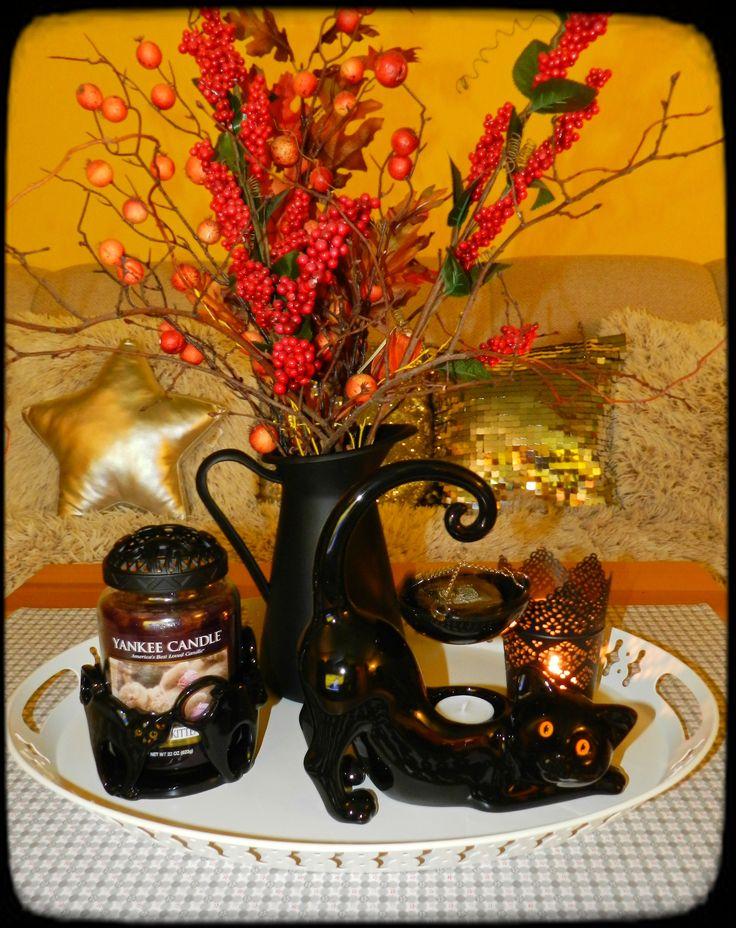 Yankee Candle Black Cat