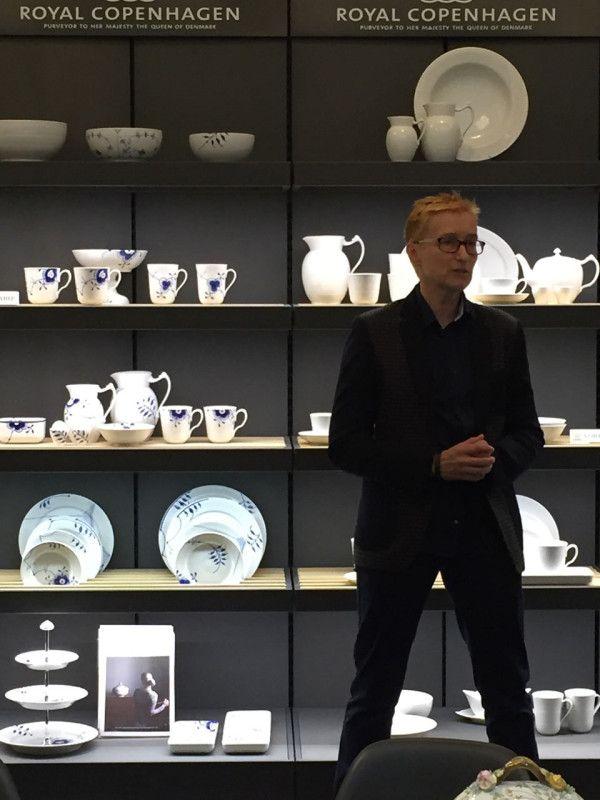 Getting an overview on Royal Copenhagen