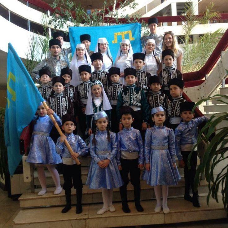 Tatar TÜRK çocukları.