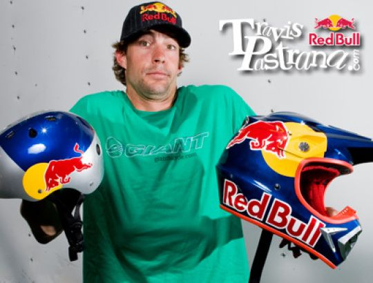 Travis Pastrana -  ☆ Pinned by www.Rallycross360...