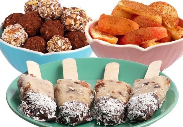 7 sunde snacks - Woman.dk