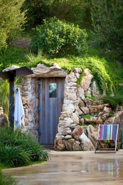 underground sauna - Google Search