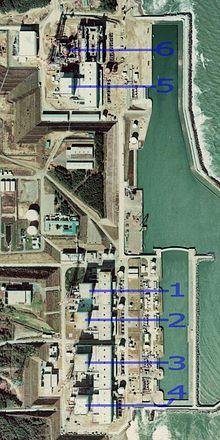 11. Reactors 1, 2 and 3 are stopped automatically. Reactors 4, 5 and 6 were under maintenance. / Los reactores 1, 2 y 3 de la central se detienen automáticamente. Los reactores 4, 5 y 6 estaban cerrados por mantenimiento.